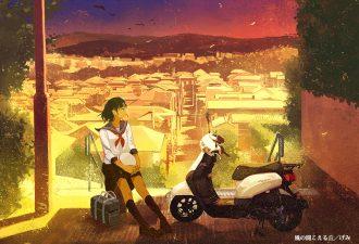 部活帰りの寄り道と輝く世界